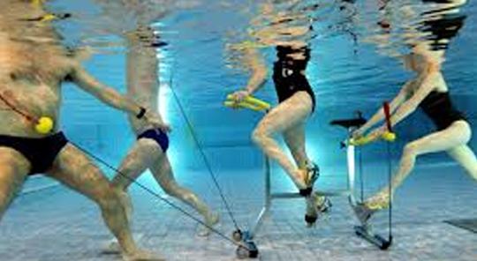 Multiactividad acuática